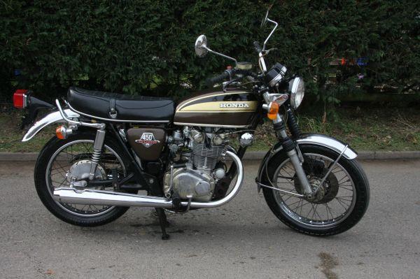 Honda CB450 CB 450 BARN FIND Restoration Project FOR SALE 1