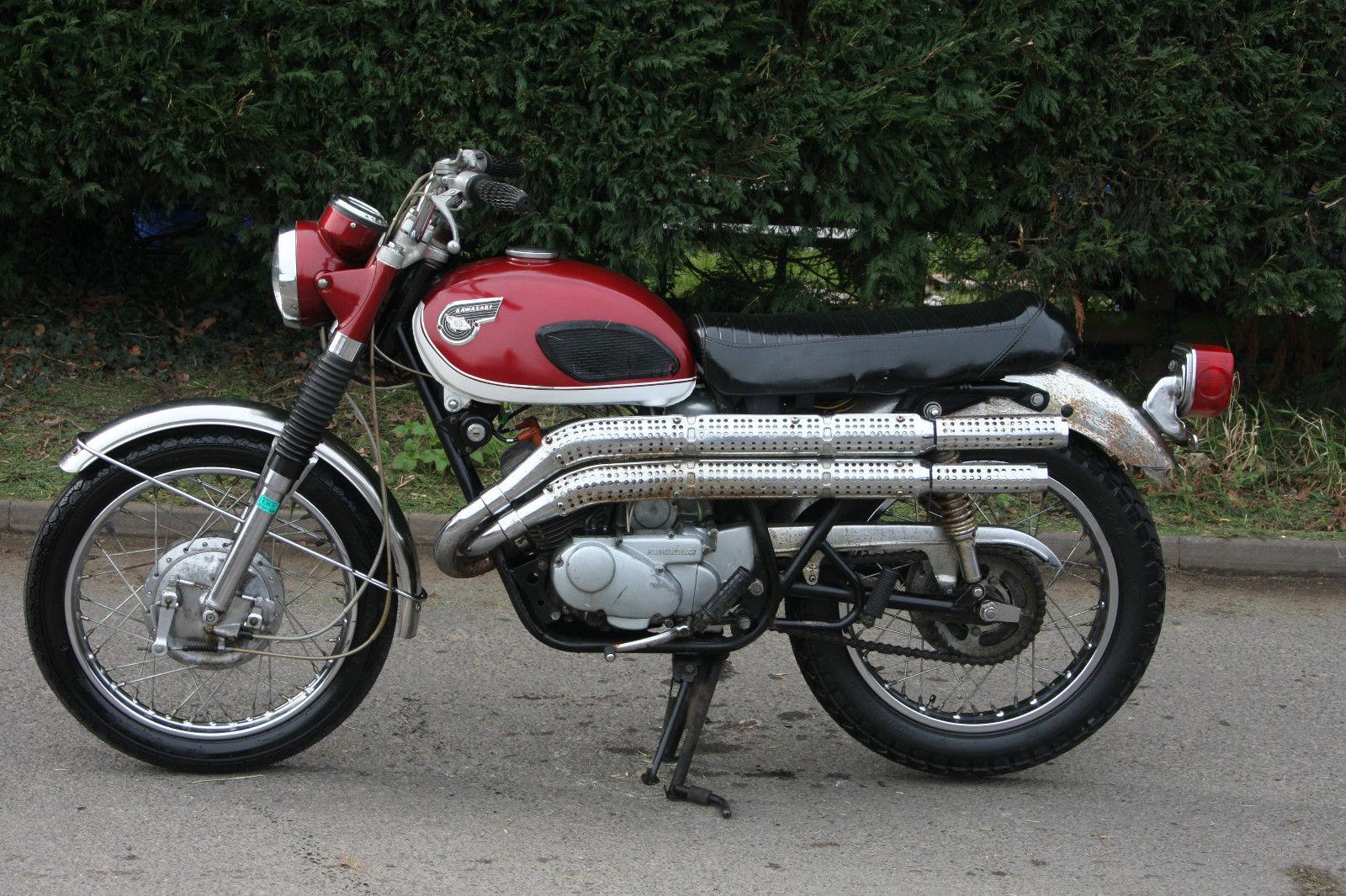 Kawasaki Samurai  For Sale