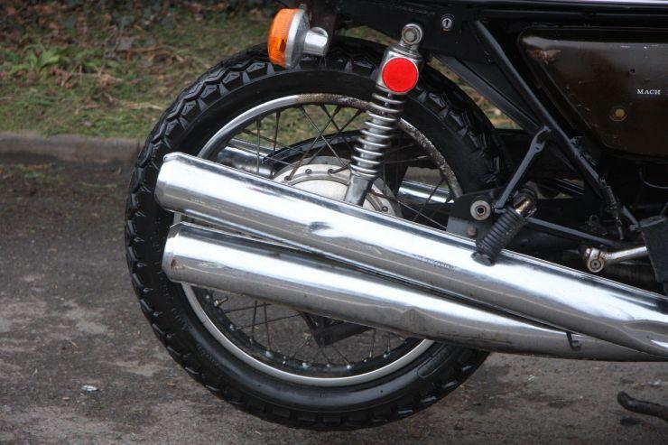 Kawasaki H2 B H 2 B 1974 For Sale 2