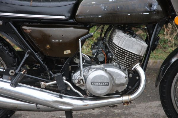 Kawasaki H2 B H 2 B 1974 For Sale 3