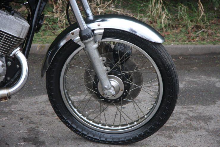 Kawasaki H2 B H 2 B 1974 For Sale 4