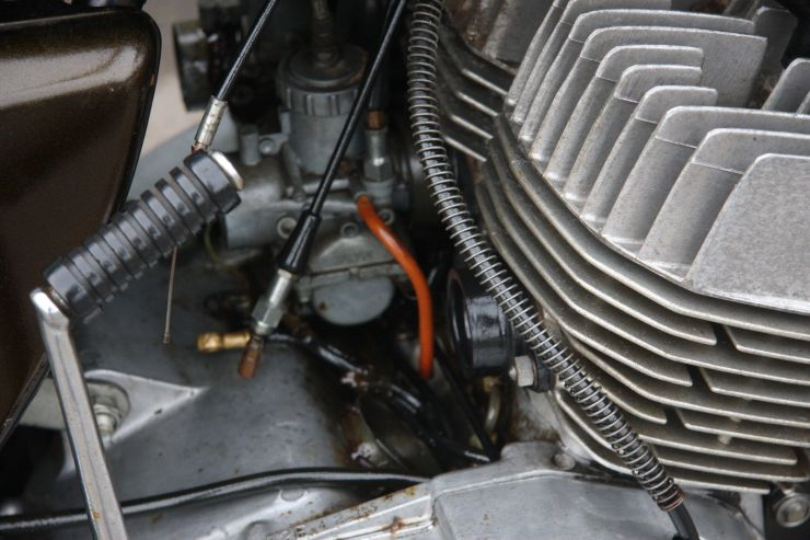 Kawasaki H2 B H 2 B 1974 For Sale 5