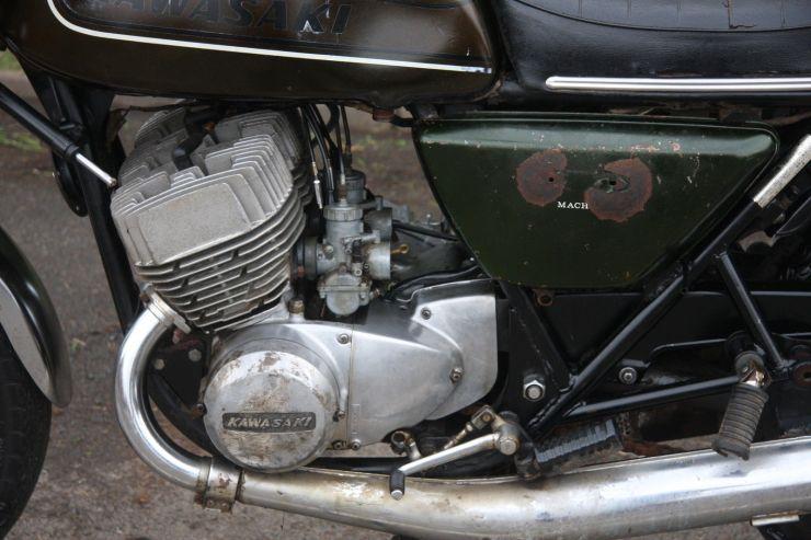 Kawasaki H2 B H 2 B 1974 For Sale 8